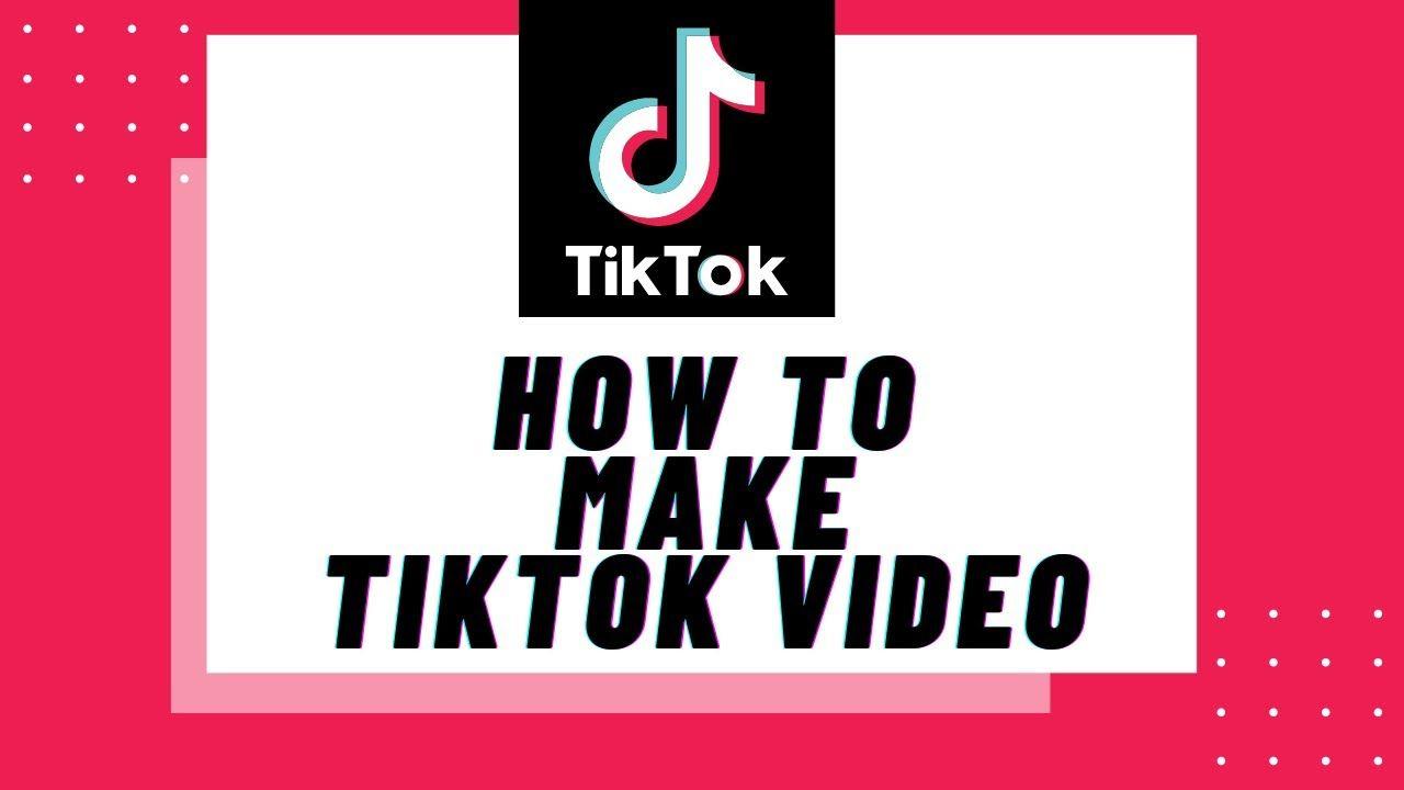 Tiktok Tiktokvideos Tiktokapp Howto Maketiktokvideo Tiktokvideo How To Make Tik Tok Video Beginners Guide To M Videos Tutorial Beginners Guide Beginners