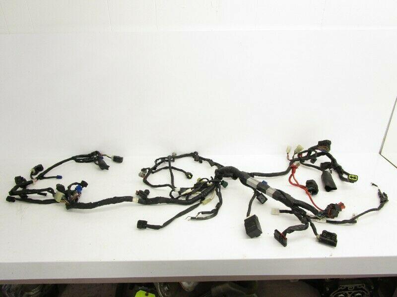 Advertit eBay) 07 Yamaha YZF R6 Used Wiring Harness ... on