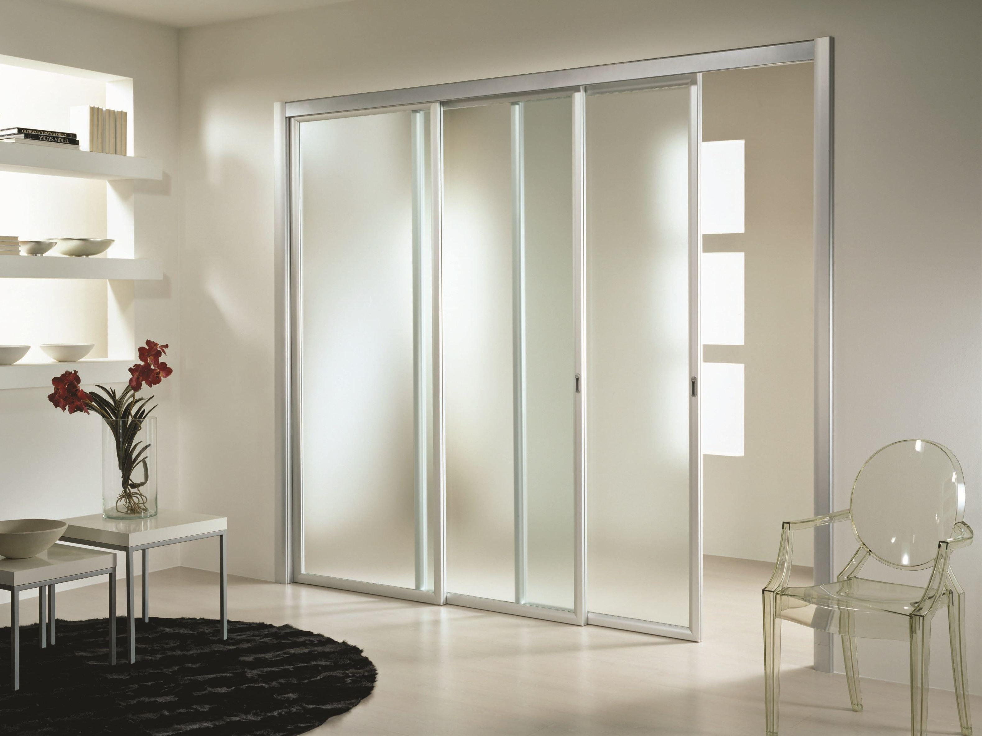 Resultado De Imagen Para Puerta Corrediza Vidrio Y Madera Living  ~ Puerta Corredera Cristal Exterior