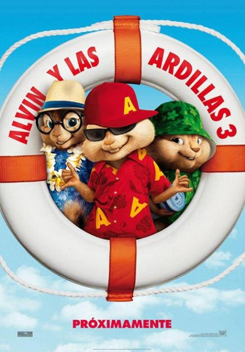 La Cartelera Navidena Alvin Y Las Ardillas En 2019 Ardillas