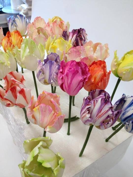 ron ben israel sugar flowers sugarcraft pinterest zucker blumen aus fondant und fondant. Black Bedroom Furniture Sets. Home Design Ideas