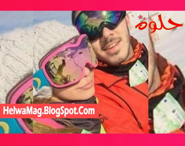 إبنة نوال الزغبي في الثلج مع حبيبها Mirrored Sunglasses Men Sunglasses Mens Sunglasses