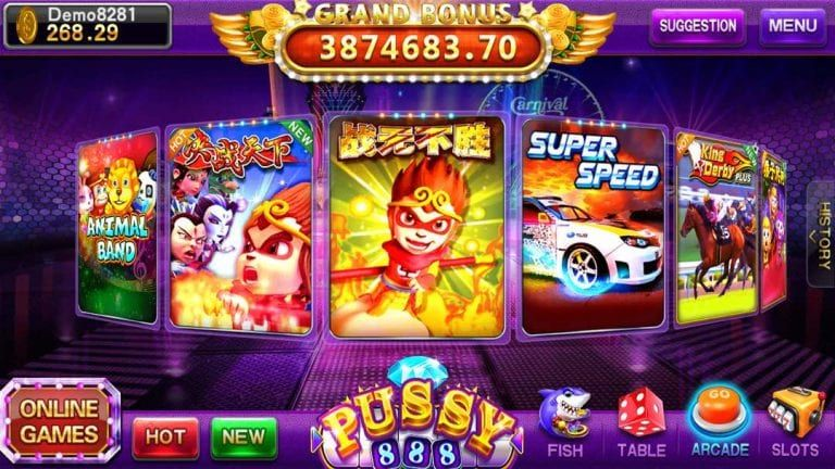 Pussy888 Online Casino Download | Register ID | Your918kiss