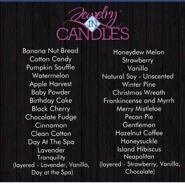 Jewlery in candles scentshttps://www.jewelryincandles.com/store/lanajereacesanford