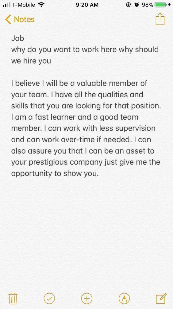 We we should hire you hack | Hire Me Pls | Resume tips, Life