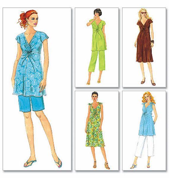 Maternity Pattern, Maternity Dress Pattern, Maternity Tops Pattern ...