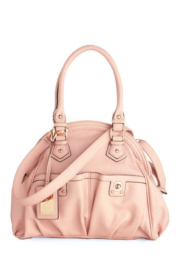 Pink About It Satchel. I love this style and colour