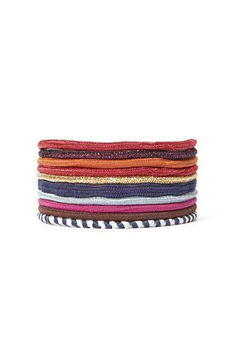 Mixed Hair Tie Set  4049cfc6dde