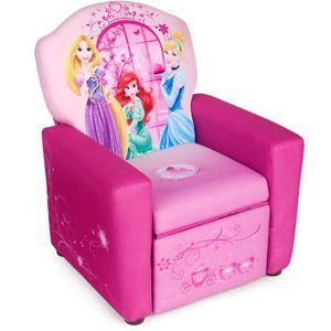 Disney Princess Recliner Chair Childrens Recliner Kid Room