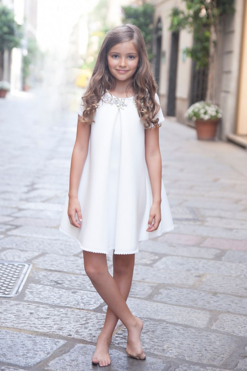 Italian Girls Dresses