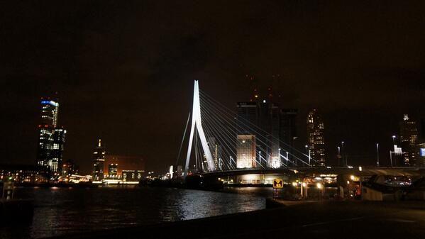 Erasmus #bridge
