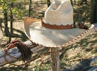 Michael Malone Cowboy hat  e9bb47edf2f