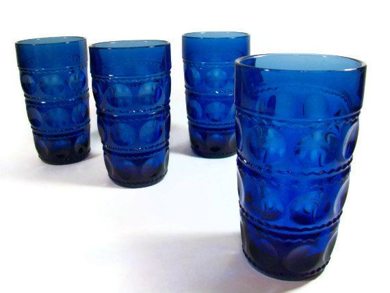 Would Look So Pretty With The Blue Italian Pattern Cobalt Blue