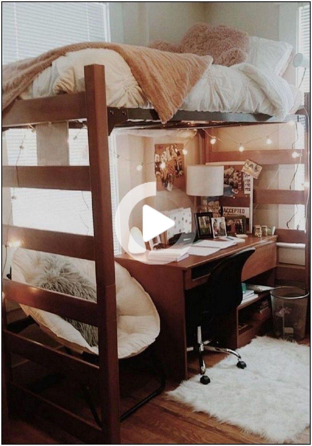 Pin on Cute Dorm Room