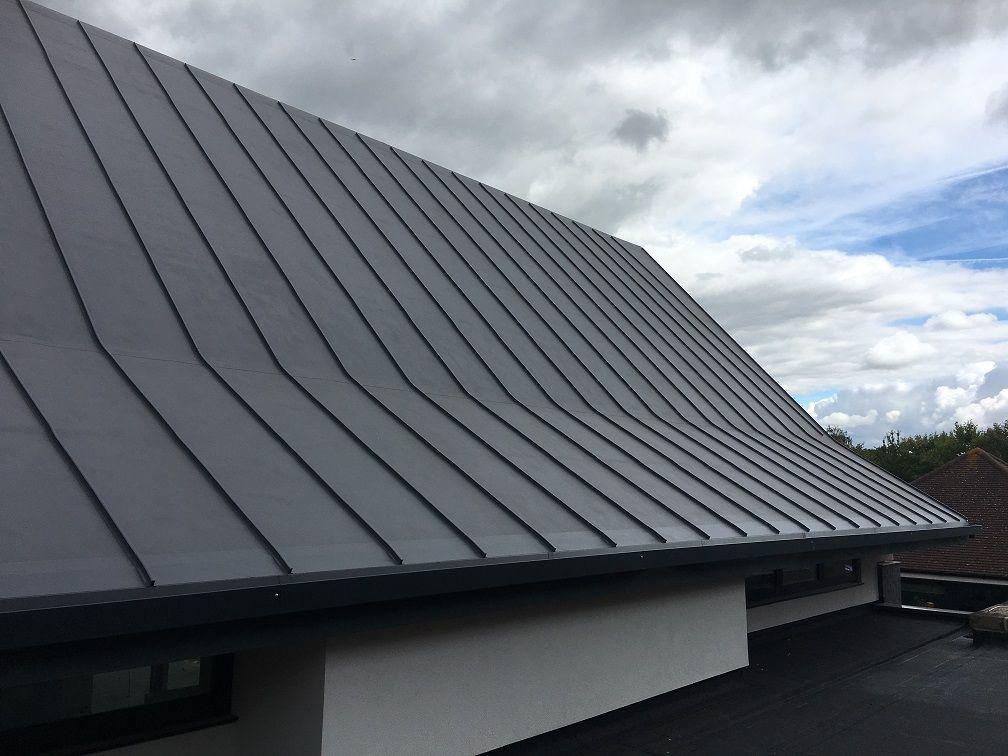 Are Single Ply Flat Roof Membranes Suitable For Use On Pitched Roofs Flat Roof Flat Roof Membrane Flat Roof Systems