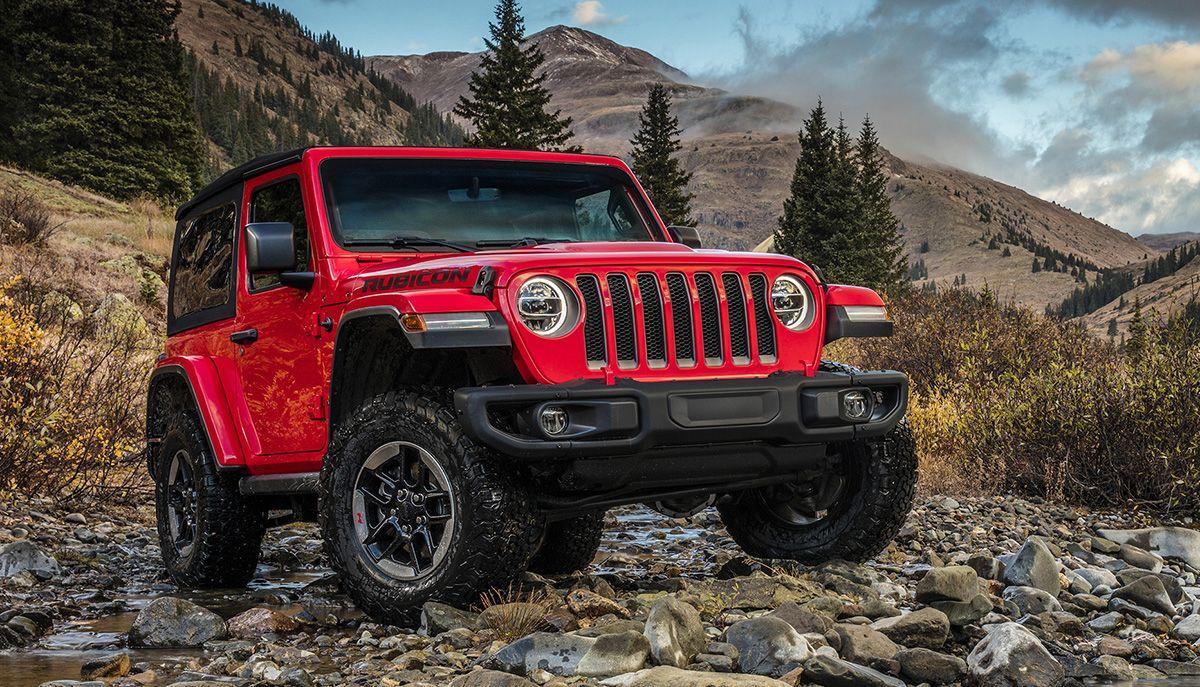 Lanzamiento Jeep Wrangler Jl En 2020 Con Imagenes Jeep