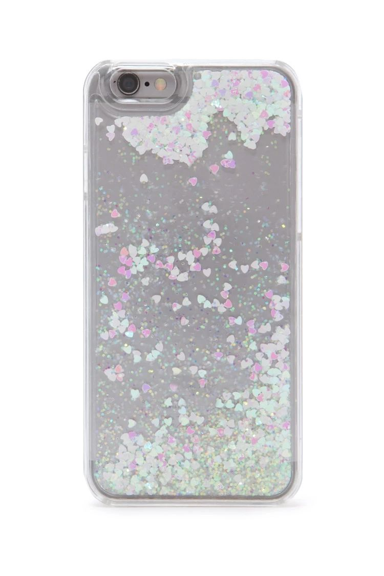 pretty nice ce494 1eafd Glitter Case for iPhone 6 #f21home | forever 21 | home | Iphone ...