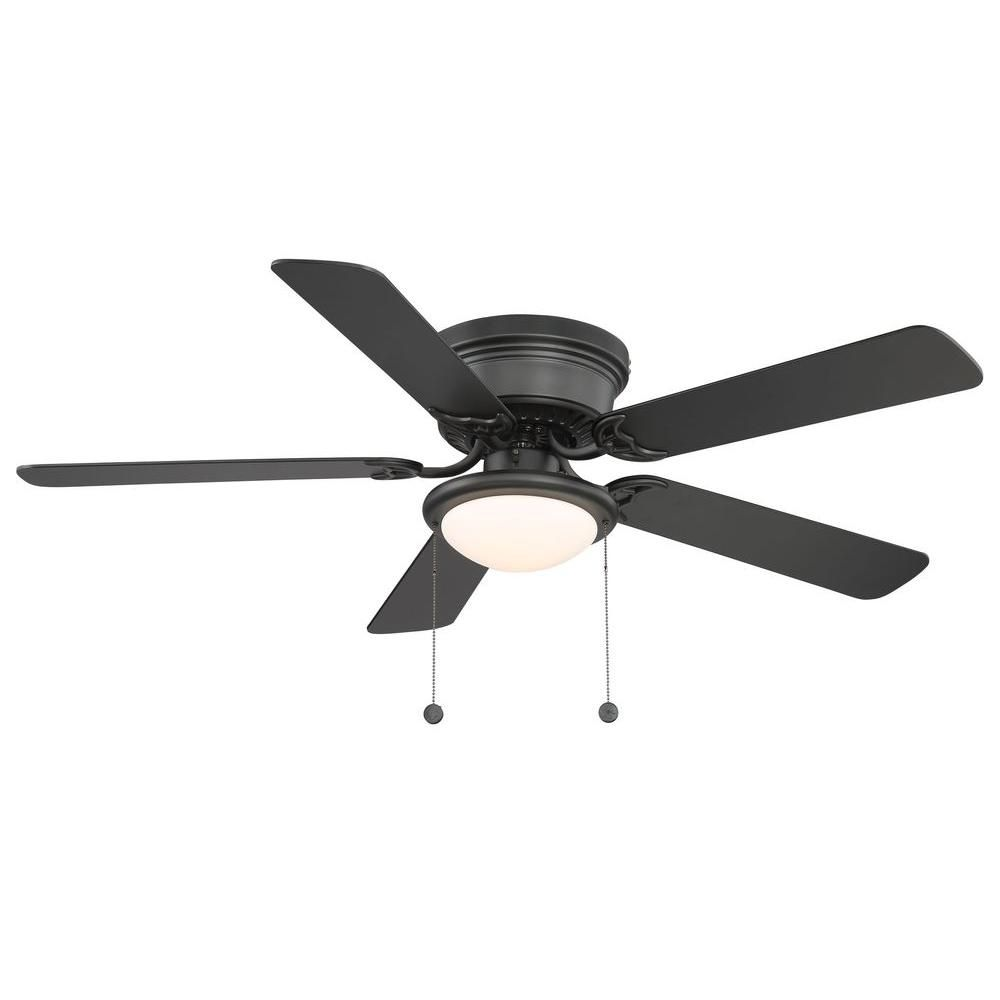 Brushed Nickel Ceiling Fan Al383 Bn The Home Depot