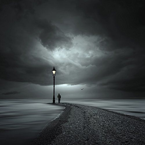 heaven sent 12x12 in heaven sent by philip mckay is a much less lonely piece than much of his. Black Bedroom Furniture Sets. Home Design Ideas