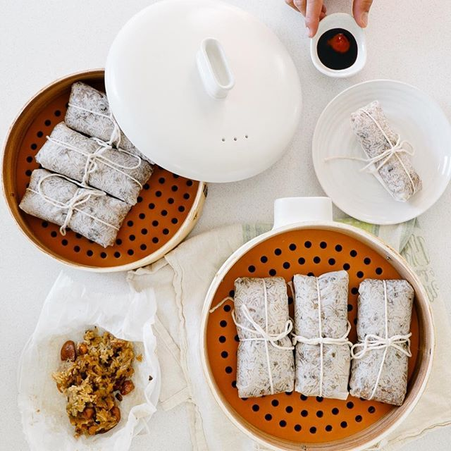Dim Sum Sticky Rice Wraps // Alana Kysar. Find this #recipe and more on our Dumplings Feed at https://feedfeed.info/dumplings?img=1233318  #feedfeed