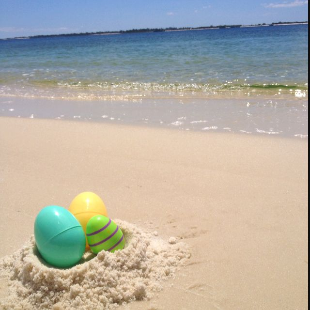 Perdido Key State Park: Happy Easter From Perdido Key!!!