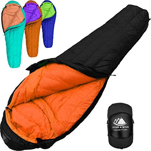 800 Fill Power Goose Down Sleeping Bag For Backpacking Eolus 15 30 Degree F Ultralight Down Filled 3 Season Men S An Mummy Bag Down Sleeping Bag Backpacking