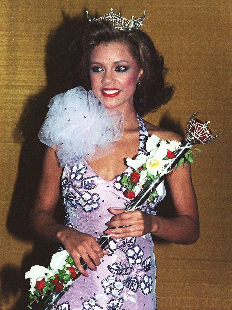 Vanessa Williams Returns to Miss America 32 Years After