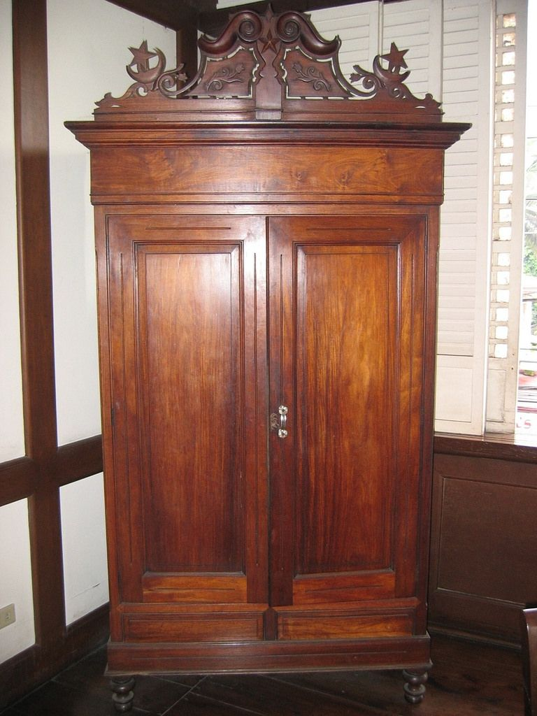 Old Antiques Antique Furniture Philippines Armoires Furnitures Police Sideboard Cabinet
