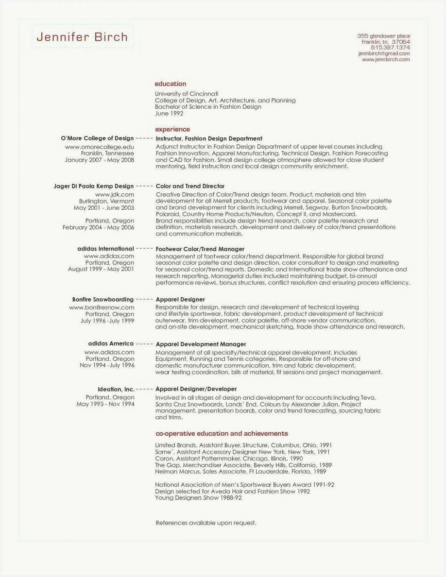 60 New Graphic Design Resume Examples Images Check more at