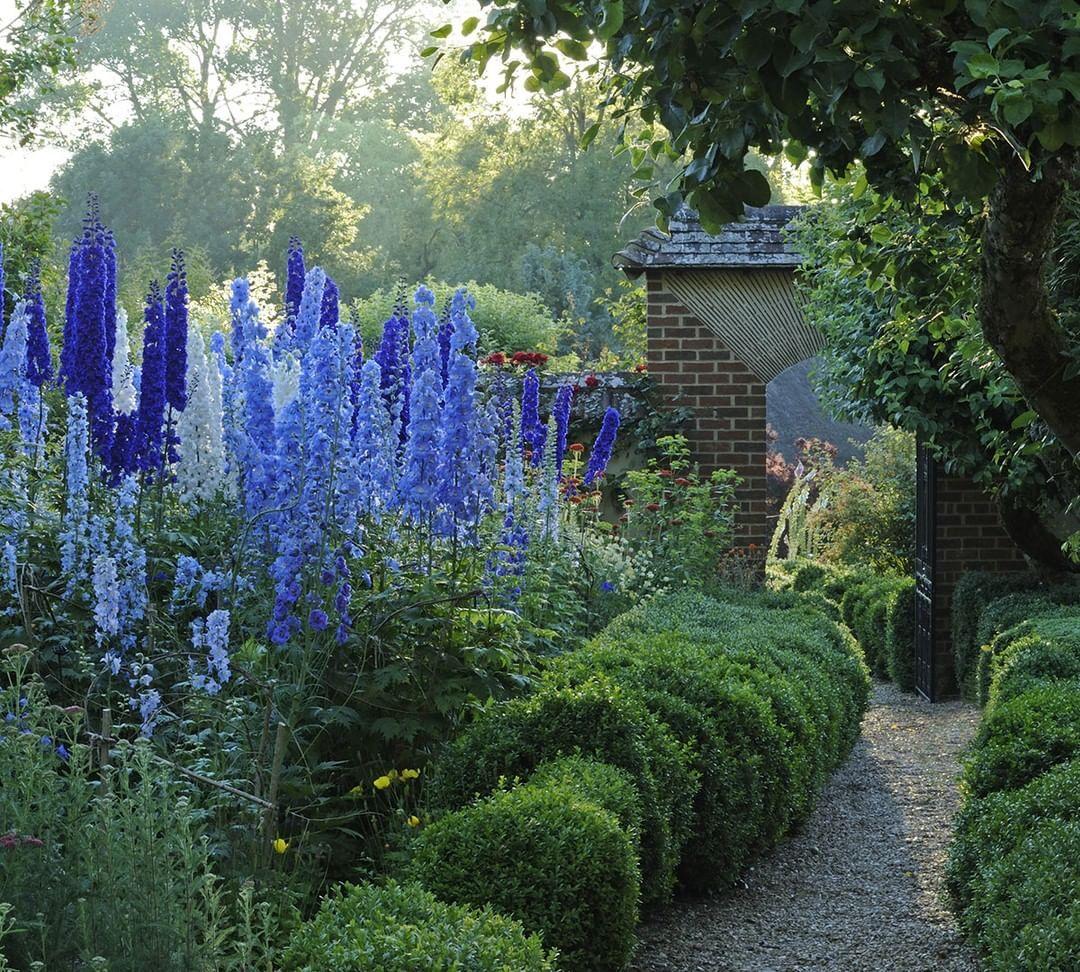 "Garden House Beautiful Magazine Inspires Garden Lovers: Country Life Magazine On Instagram: ""Reddish House Garden"
