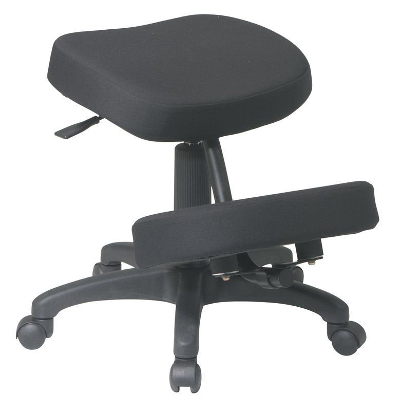 Cheap boutique ergonomically kneeling chair by office star
