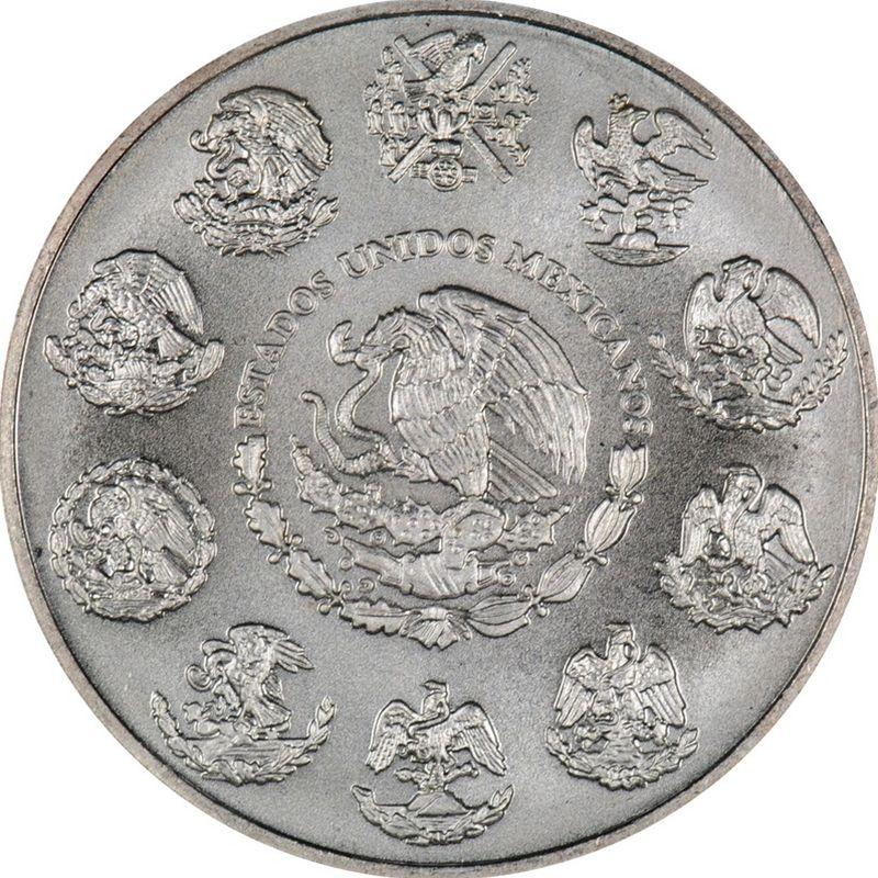2001 Mexico Silver Libertad 1oz
