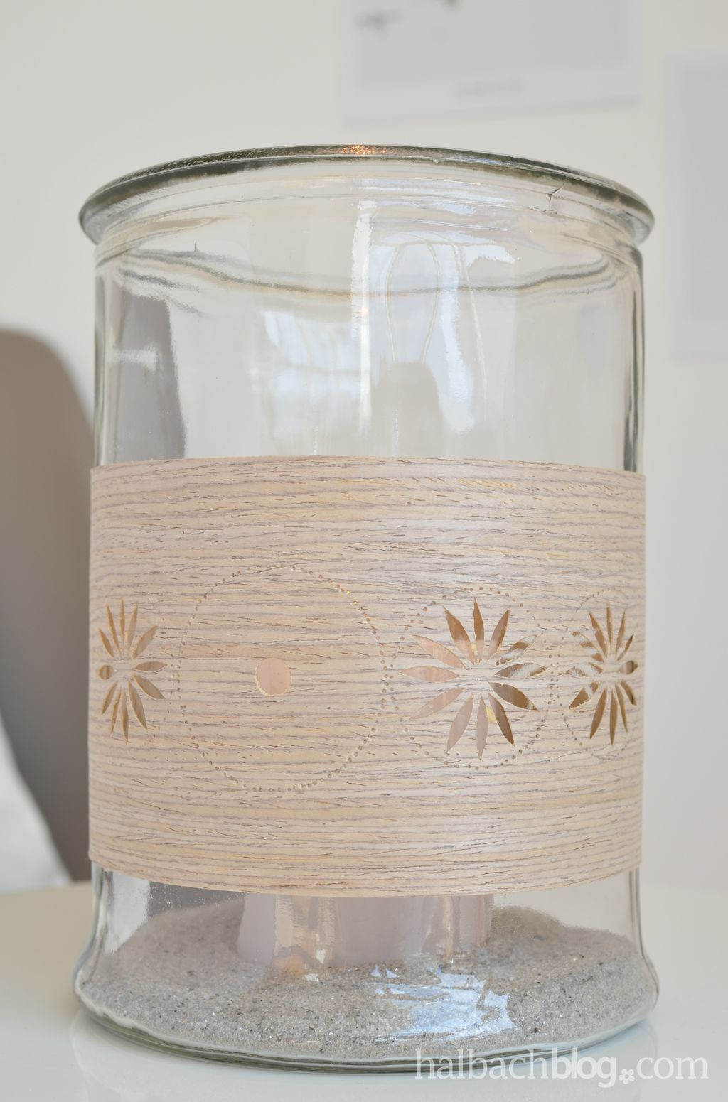 windlicht selber machen transparentpapier windlicht selber machen ideen f r teelichthalter aus. Black Bedroom Furniture Sets. Home Design Ideas
