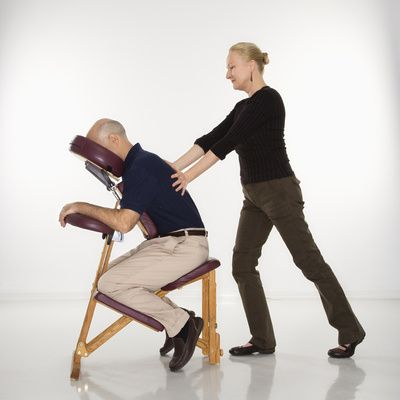 Pin On Chair Massage