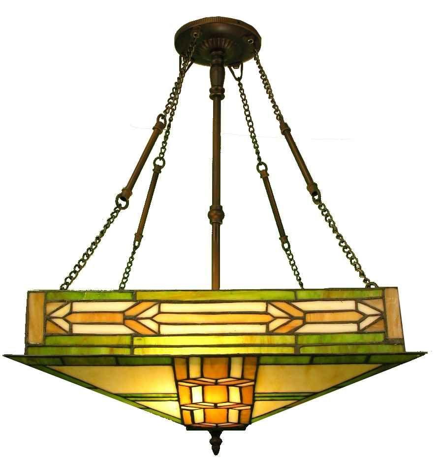 Mission+Hanging+Lamp