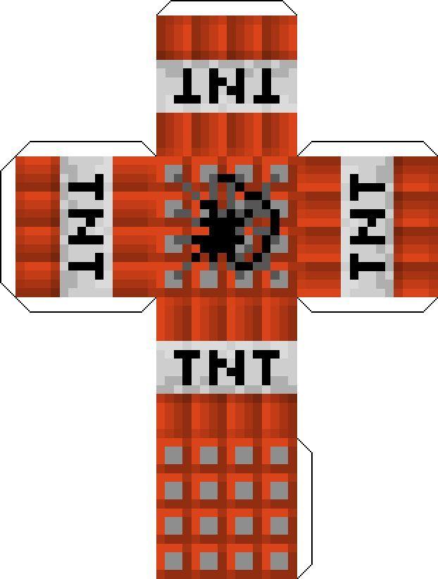 printable minecraft 3d box  Visit minecraftforumnet  experiment