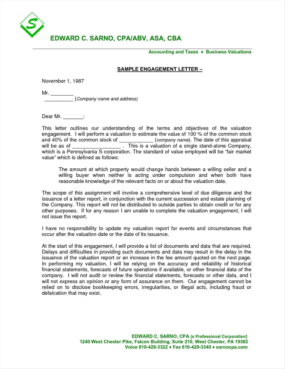 Accounting Engagement Letter Template from i.pinimg.com