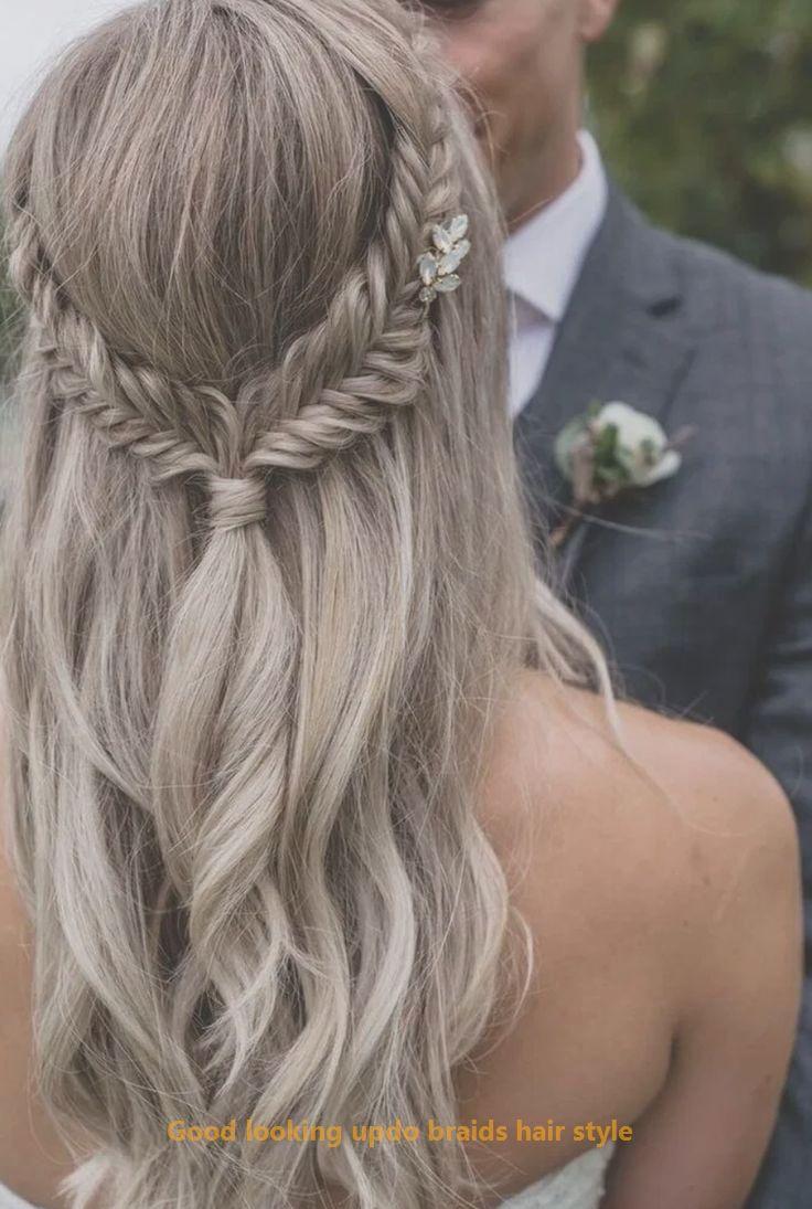 Good looking braid ideas #hairstyle #hairs #loosebraids