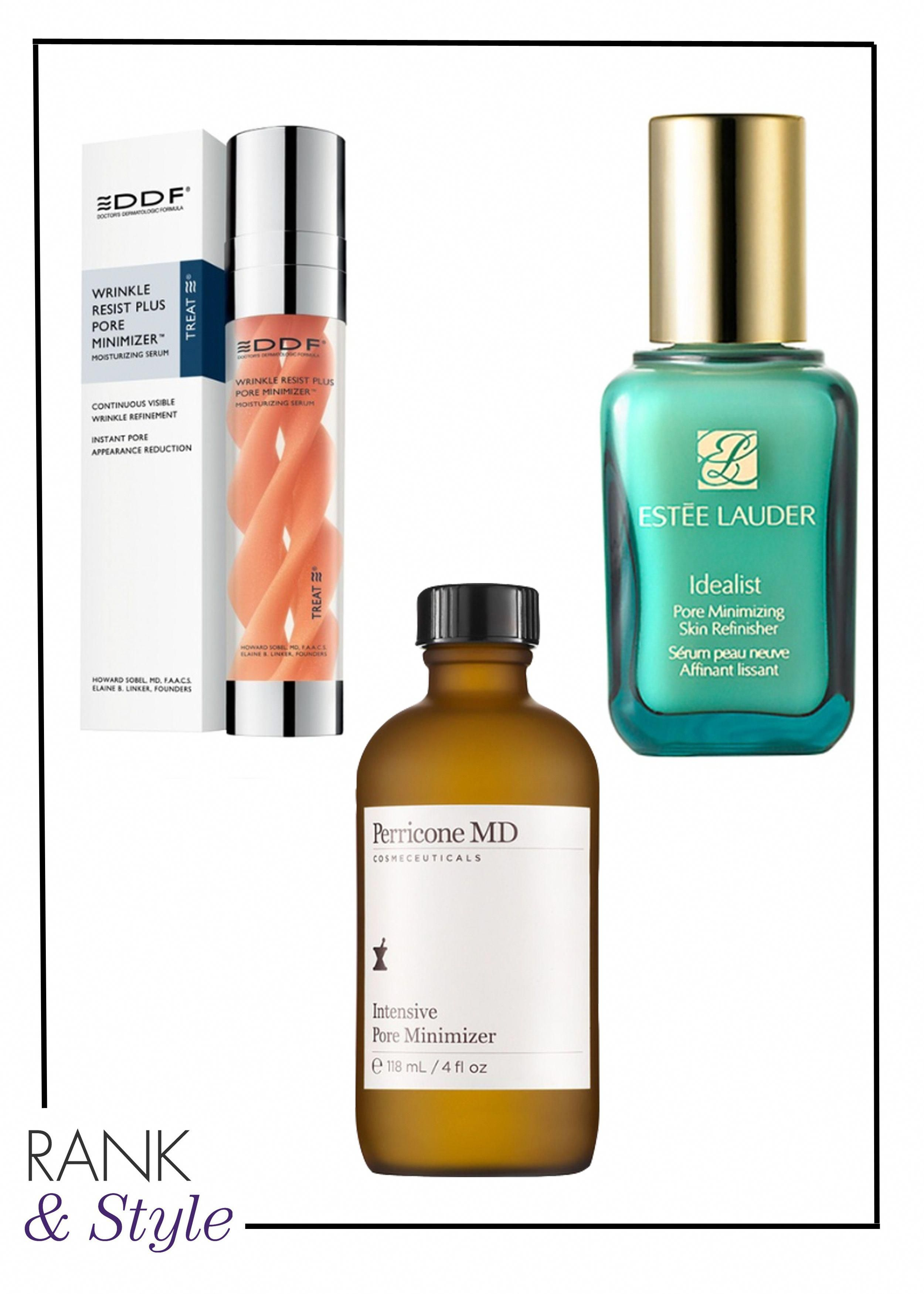 The Ten Best Pore Minimizing Serums Shop The Best Here