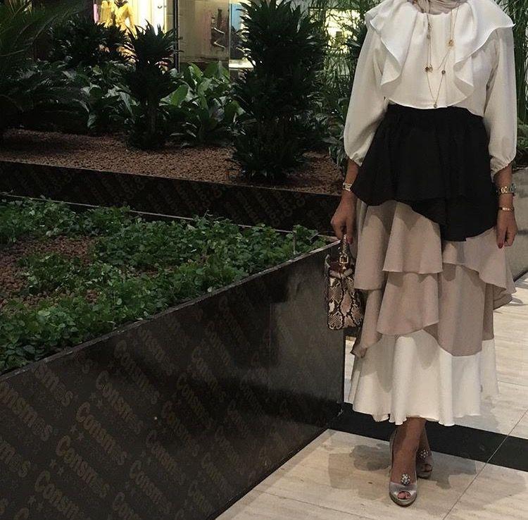 Ig Trendyandco Ig Beautiifulinblack Modern Abaya Fashion Fashion Abaya Fashion Modest Fashion