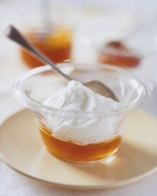Apricot Sauternes Jam - This jam served with a dollop of thick, creamy Greek yogurt makes a wonderful dessert.