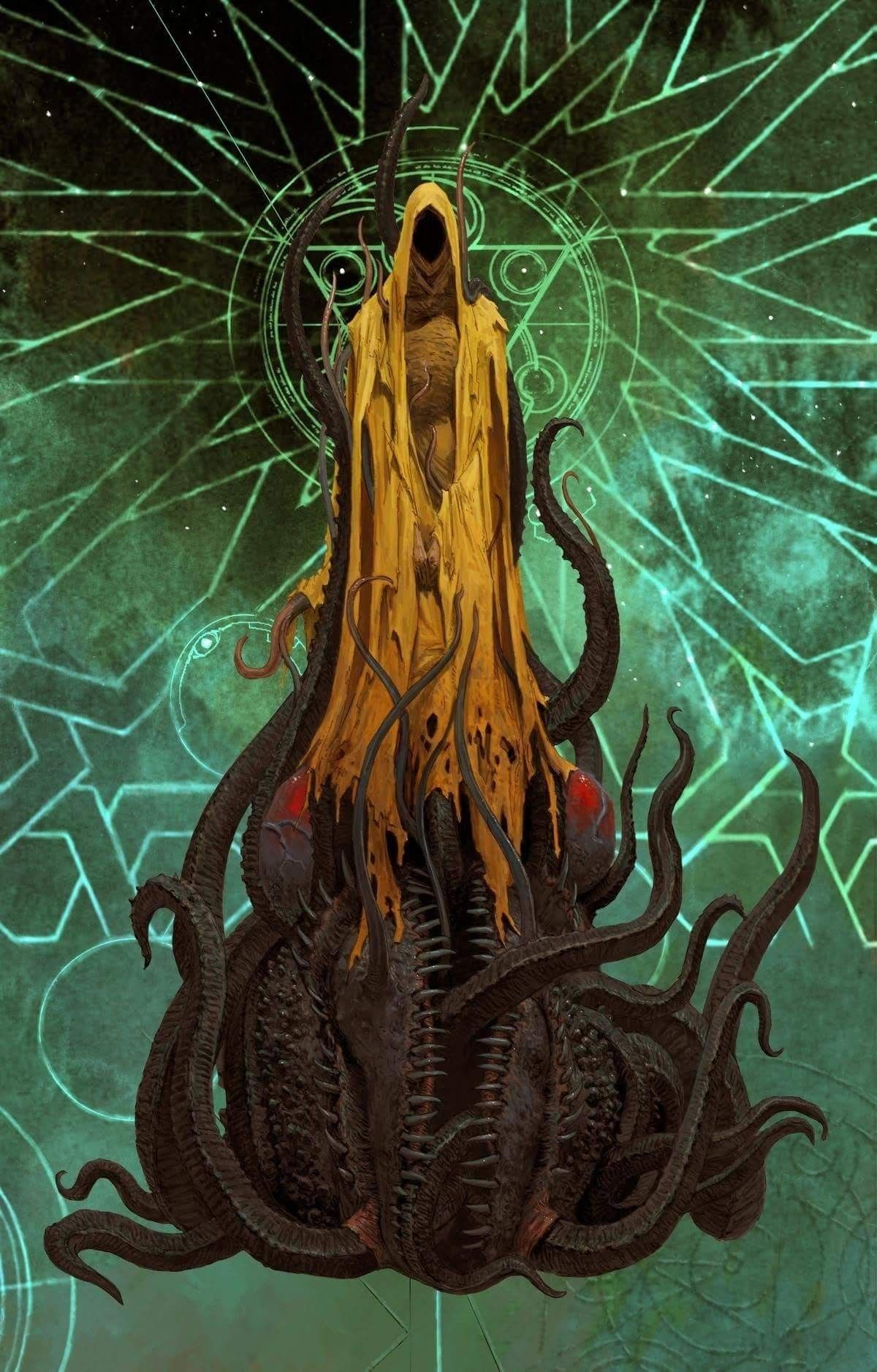 Pin By Scott Baseler On Carcosa Hastur And The King In Yellow