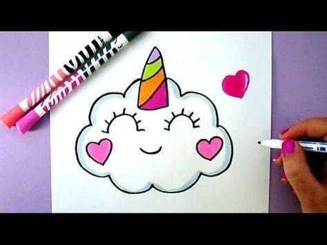 Coole Wolke Selber Malen Youtube Zeichnen Zeichnen Malen
