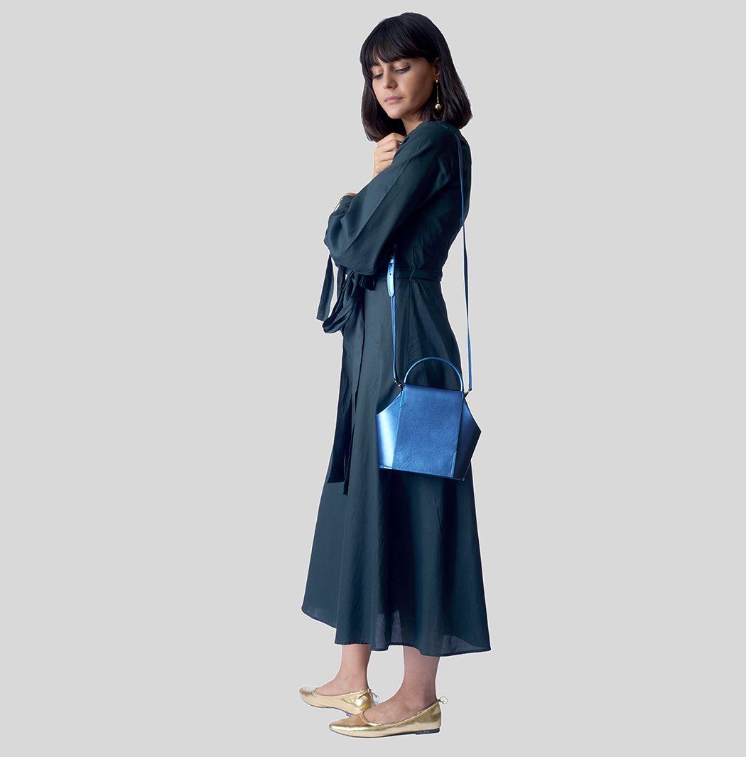 Gaia Mineral Blue | ONESIXONE Bags