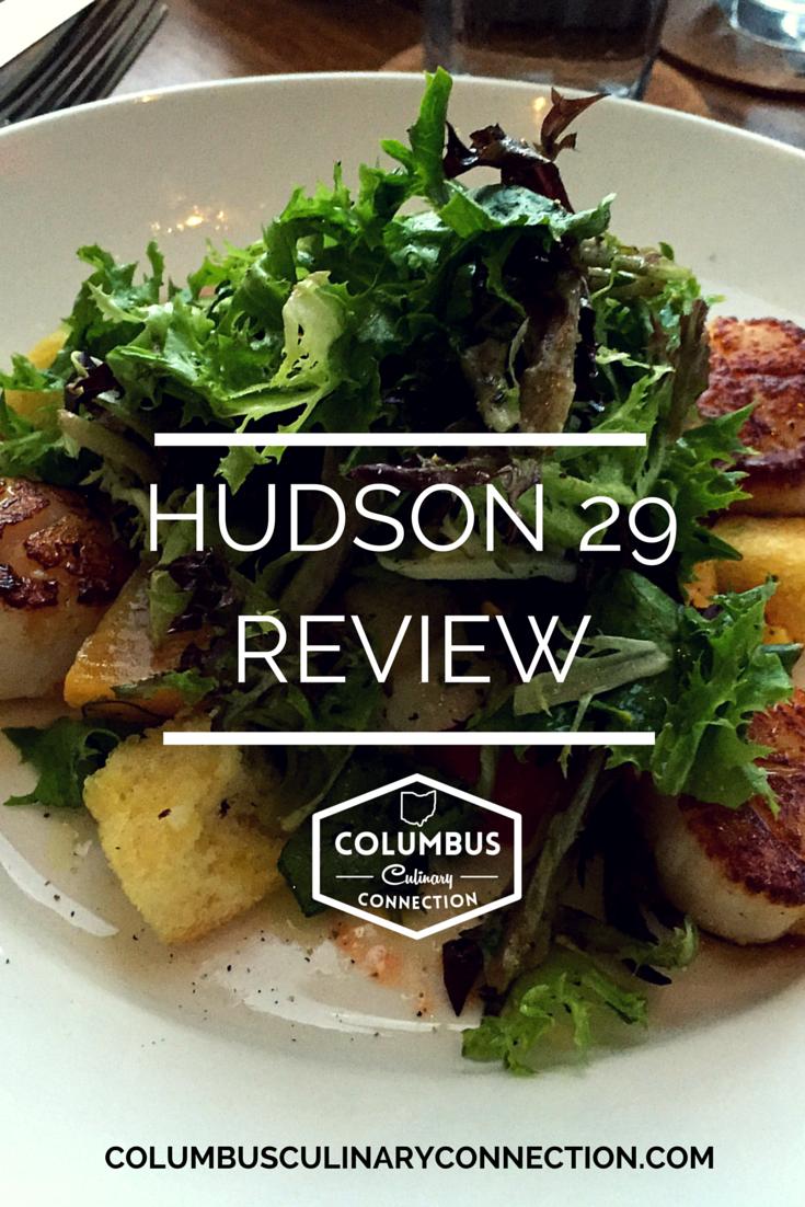 Hudson 29 Review Ohio Recipes New Albany Ohio Ethnic