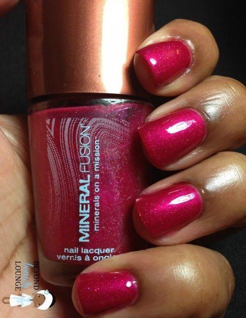 Mineral Fusion Nail Polish, Brilliant | Nail Polish | Pinterest ...