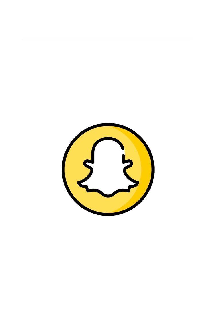 Snapchat In 2020 Snapchat Icon Instagram Icons Instagram Logo