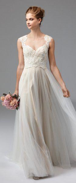 Gefunden Bei Happy Brautmoden Brautkleid Hochzeitskleid Edel Elegant