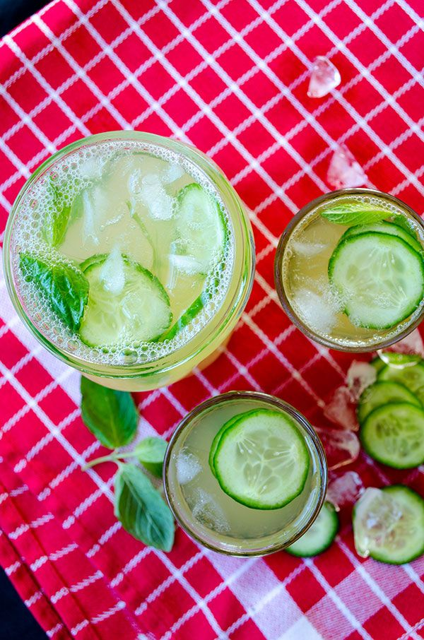 The most refreshing lemonade with two amazing additions