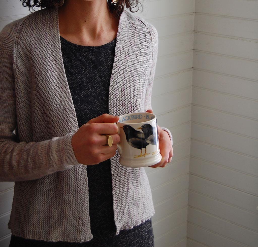Newsom Cardigan Knitting Kit   Sweater patterns, Patterns and Knit ...